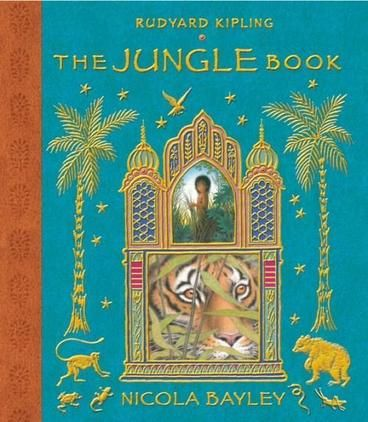 Disney's musical version of Rudyard Kipling's classic jungle tale is obviously a far cry from the book, but it's still a great celebration of Kipling's characters and a fantastic introduction to the writer's works.