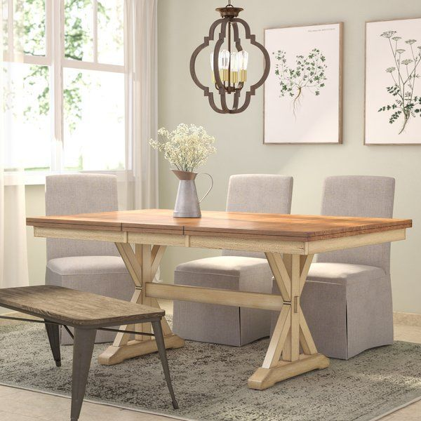 Add The Cozy Rustic Sensation To Your Residence With The Farmhouse Design Table If You Are Seeking An E Wood Dining Table Solid Wood Dining Table Dining Table