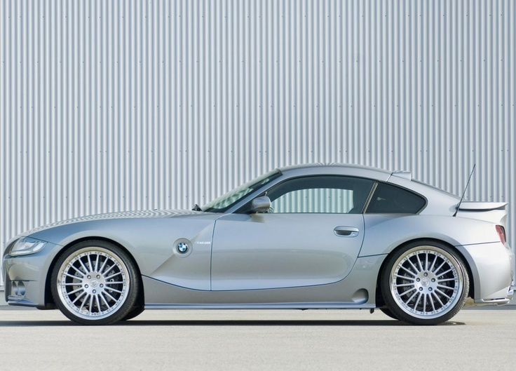 2006 Hamann BMW Z4 M Coupe