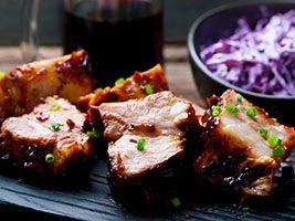 Côtes de porc à la paysanne à la mijoteuse