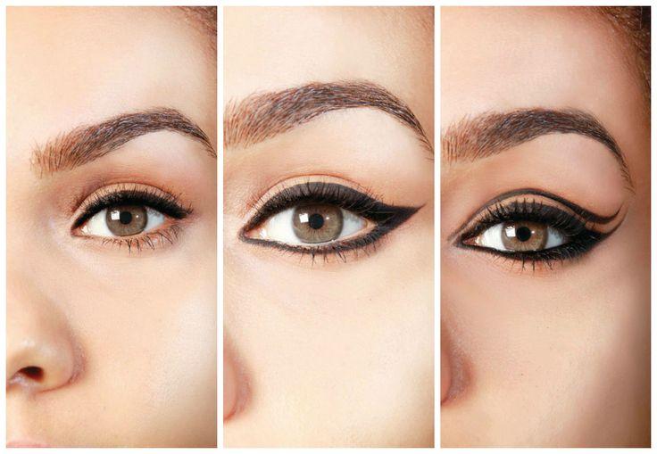 Fotos de moda | Delineado de ojos para lucir tu mirada | http://soymoda.net