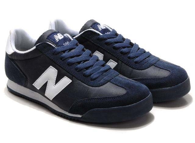 New Balance 360 Shoes Sneakers Dark Blue White~only cause i like ...