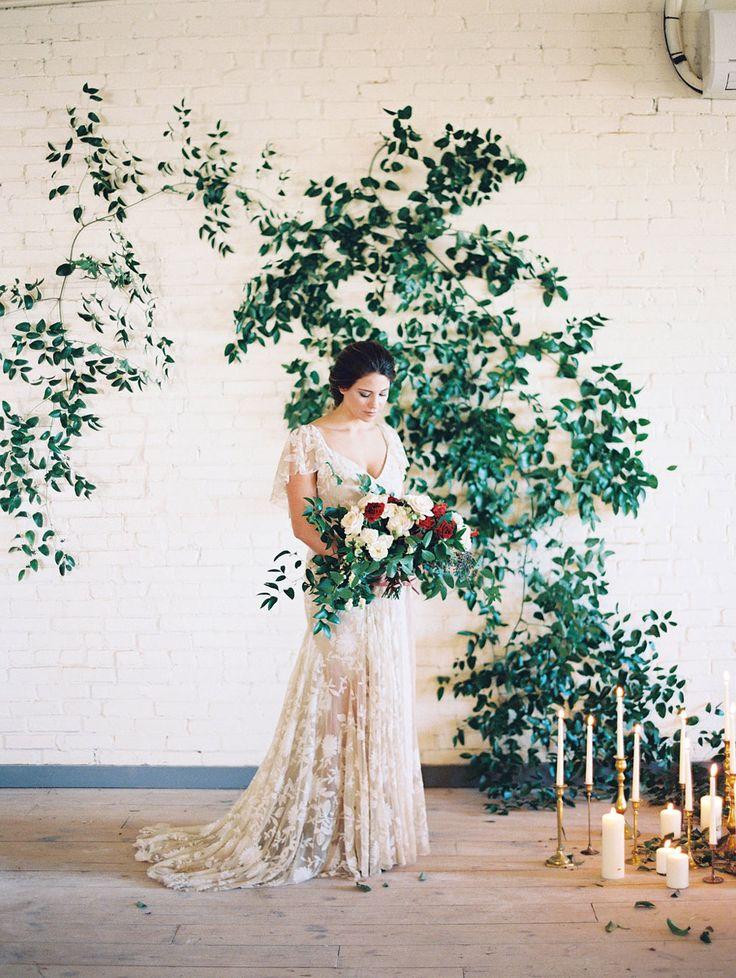Dreamy Fall Wedding Inspiration