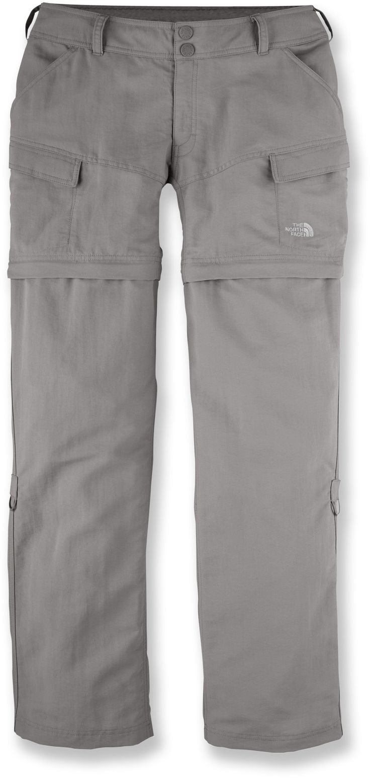 The North Face Paramount Valley Convertible Pants- Women's Petite $44.93