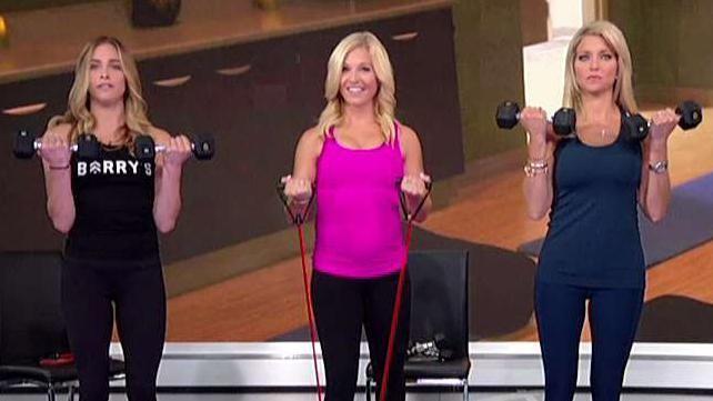 FOX NEWS: Anna Kooiman's pregnancy workout