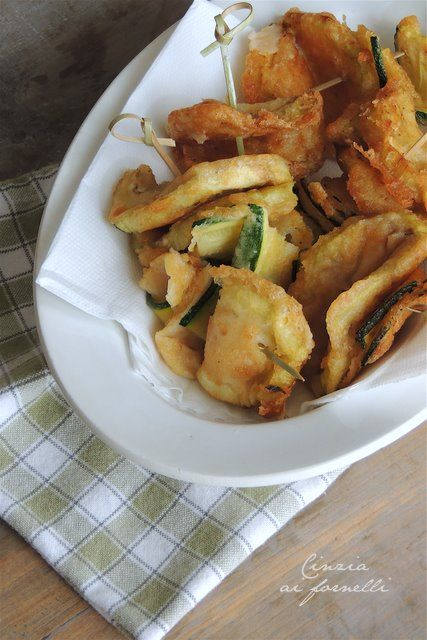 Tempura di verdure senza glutine #ricetta di @cceccolin