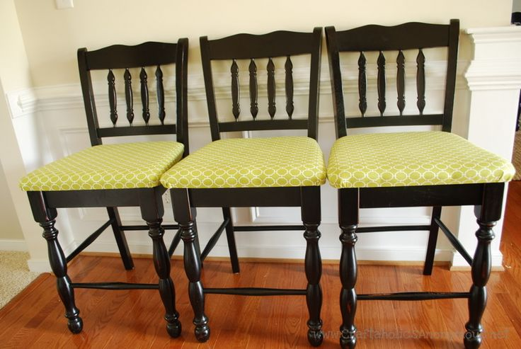 How to Reupholster a Dining Room Chair in a Convenient Manner: How To Reupholster Green Dining Room Chair ~ gamesbadge.com Furniture Inspiration