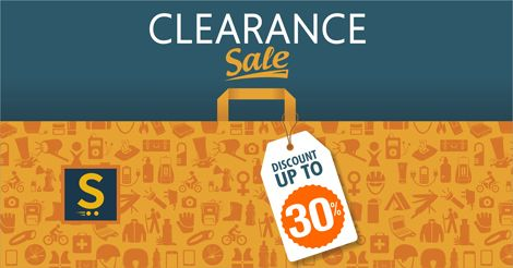 Clearance Sale!!! Start Shopping at Rs. 15 Only. #ClearanceSale #Deals #Offers