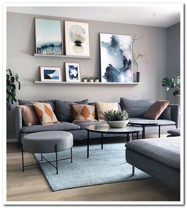 53 Attractive Living Room Wall Decor Ideas Living Room Design Modern Wall Decor Living Room Apartment Wall Decor Living Room