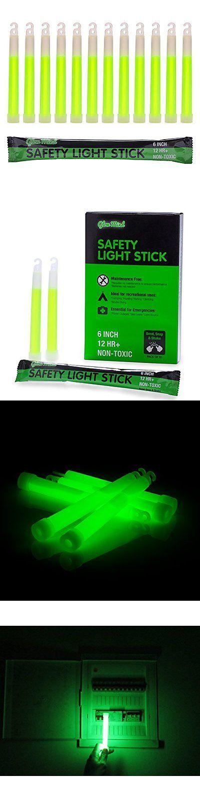 Glow Sticks 159091: 12 Emergency Light Sticks Industrial Grade Glow Sticks, 6 Ultra Bright Light -> BUY IT NOW ONLY: $33.1 on eBay!