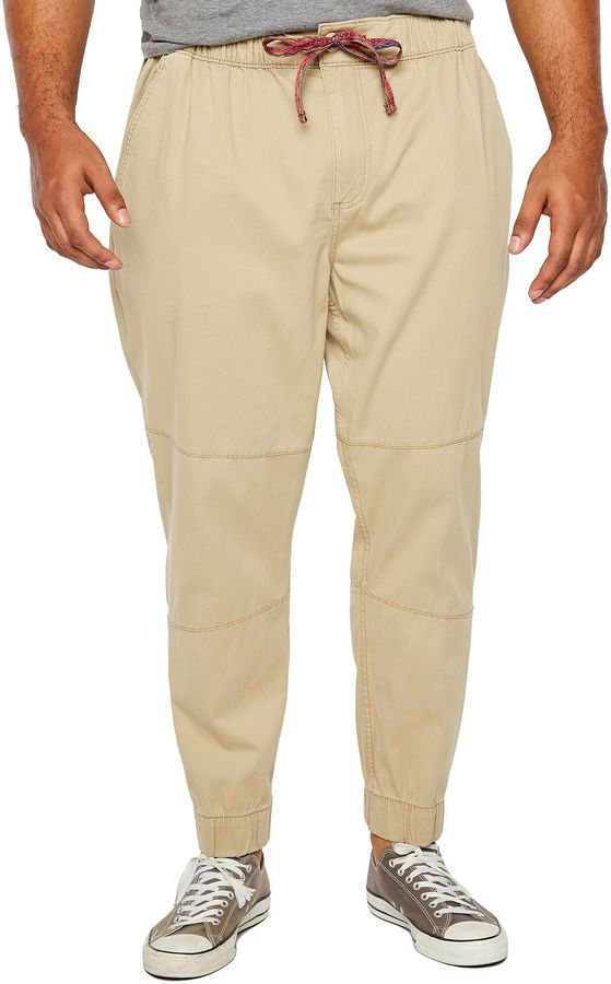 fec30a4af246 THE FOUNDRY SUPPLY CO. The Foundry Big   Tall Supply Co. Jogger Pants Big  and Tall