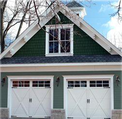 Best 13 garage doors images on pinterest carriage doors for Cape cod garage doors