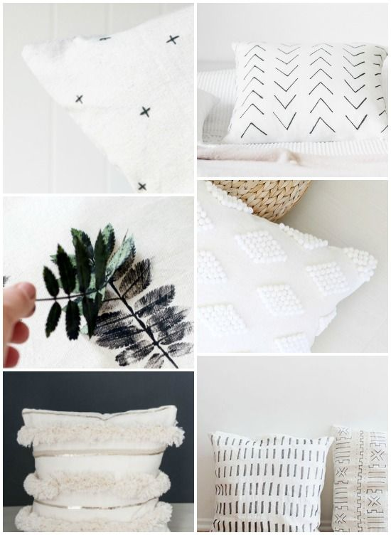 6 Trendy DIY Pillows You Will Want to Make