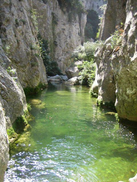 Gorges de Galamus :: South France