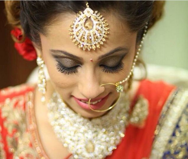 Gorgeous and Flawless Bride.