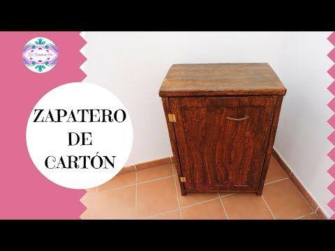 Best 25 como hacer un zapatero ideas on pinterest cajas - Hacer mueble zapatero ...