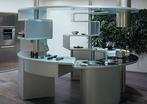 Elegant Italian Futuristic Kitchen Designs U2013 Acropolis Kitchen Nice Ideas