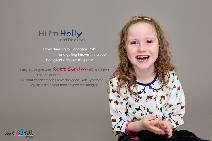 What is the life expectancy for a person with Rett syndrome?