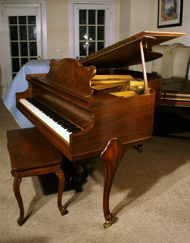 Love this Baby Grand piano http://pinterest.com ...