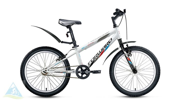 Велосипеды спортивные горный 20 Forward Unit 1.0