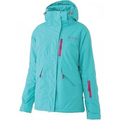 Ladies #surfanic #ashima plus size ski #jacket - blue -  uk size 18 & 20,  View more on the LINK: 	http://www.zeppy.io/product/gb/2/121915257653/