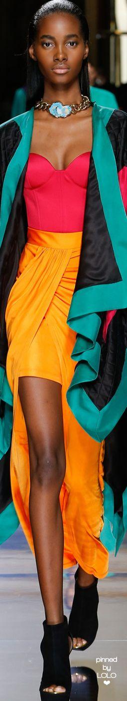 Balmain Spring 2017 Menswear | LOLO❤︎