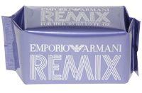 Armani Remix For Women Eau de Toilette 30ml Spray Emporio Armani Remix for Women is a modern remix of a classic floral fragrance. Emporio Armani Remix for Women is a http://www.comparestoreprices.co.uk/perfumes/armani-remix-for-women-eau-de-toilette-30ml-spray.asp