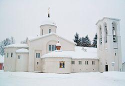 Suomen luostarit