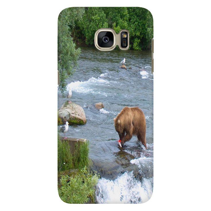 Alaskan Brown Bears On Your Phone Case