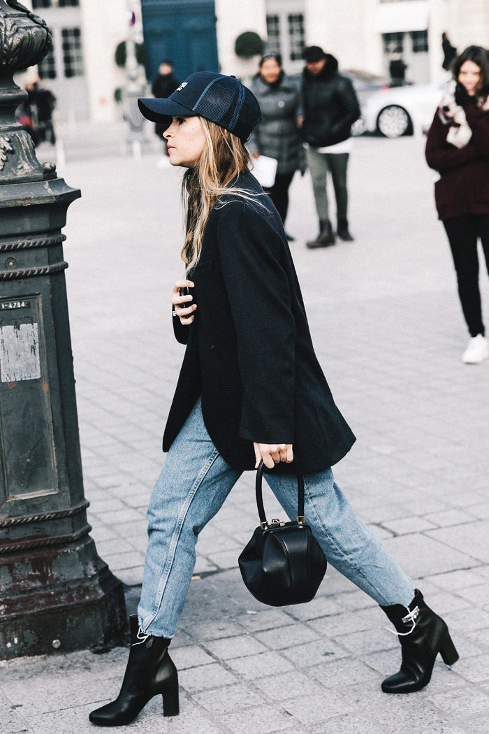We've rounded up the coolest casual winter outfits to wear on repeat. See them here.