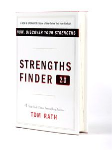 "Review: While ""StrengthsFinder 2.0"" is a quick read and a relatively inexpensive way to assess career talents, it doesn't necessarily prove its worth doing so. Amazon [aff. link]: http://amzn.to/xVKn9V"
