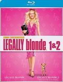 Legally Blonde/Legally Blonde 2 [2 Discs] [Blu-ray]