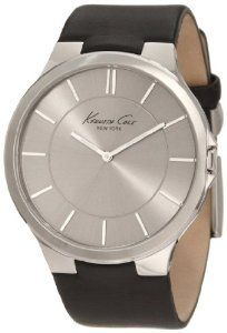 Kenneth Cole Kc1847 Silver Accent