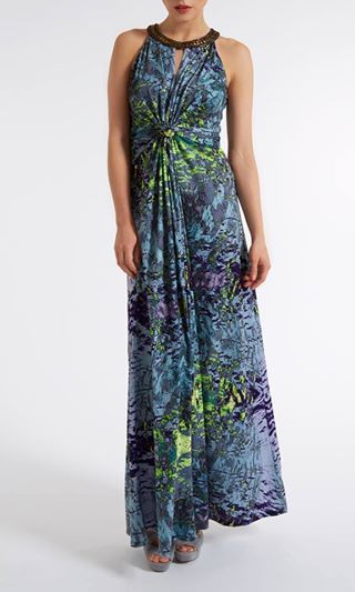 Love this maxi! And perfect for this weather! 20% off with our blue ribbon sale!