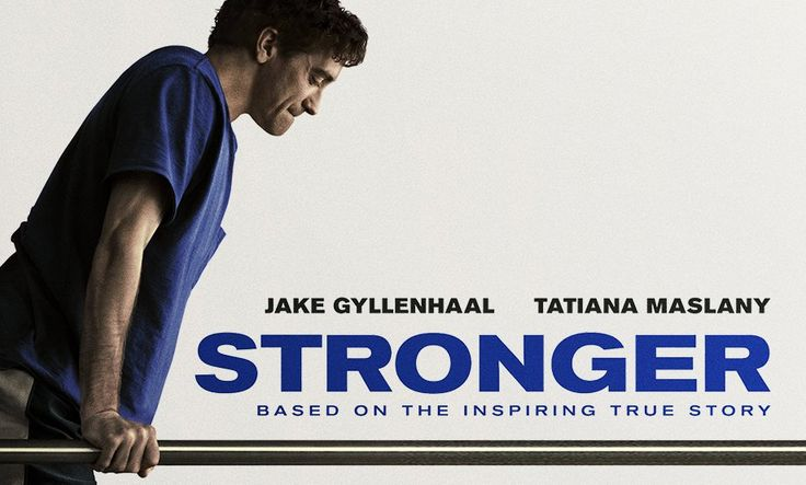 Stronger is a biographical drama directed by David Gordon Green. The film stars Clancy Brown, Miranda Richardson, Tatiana Maslany and Jake Gyllenhaal. Gyllenhaal plays Jeff Bauman who loses his legs at the Boston Marathon Bombing in 2013. After this horrific event, Bauman must adapt to his new life with the help of Erin (Tatiana Maslany). Simultaneously, he struggles to cope with PTSD and depression from the terrorist attack he was a victim of. #film #blog #review #oscars