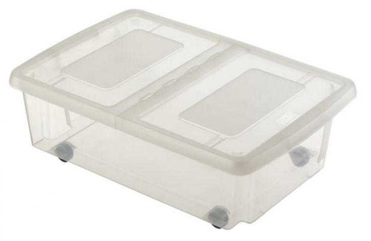 Underbed Storage Boxes With Wheels