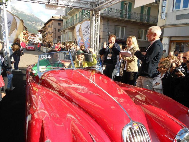 Jaguar e Land Rover: sponsor alla Coppa d'Oro delle Dolomiti 2013
