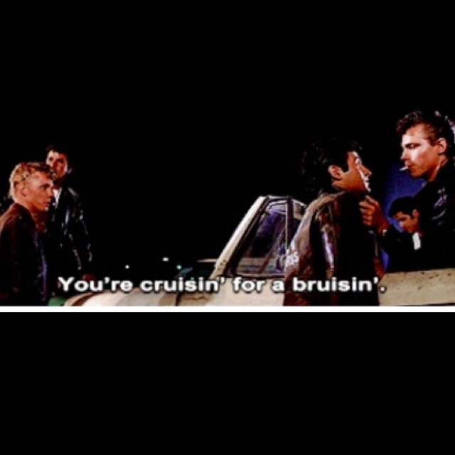 Grease youu0027re cruisinu0027 for a bruisinu0027  sc 1 st  Pinterest & 26 best Grease images on Pinterest | And then Art illustrations ... azcodes.com