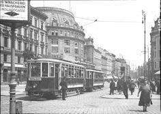 Vienna Mariahilfer Strasse 1930s