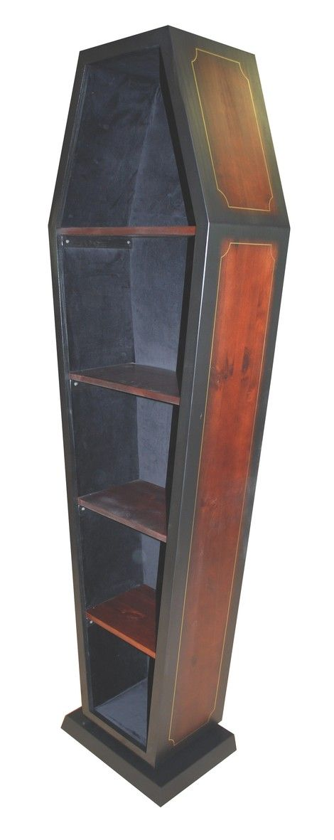 Another piece of casket furniture. As the guy said why pay a couple thousand dollars for something  you are going to bury right away when you can enjoy it first.