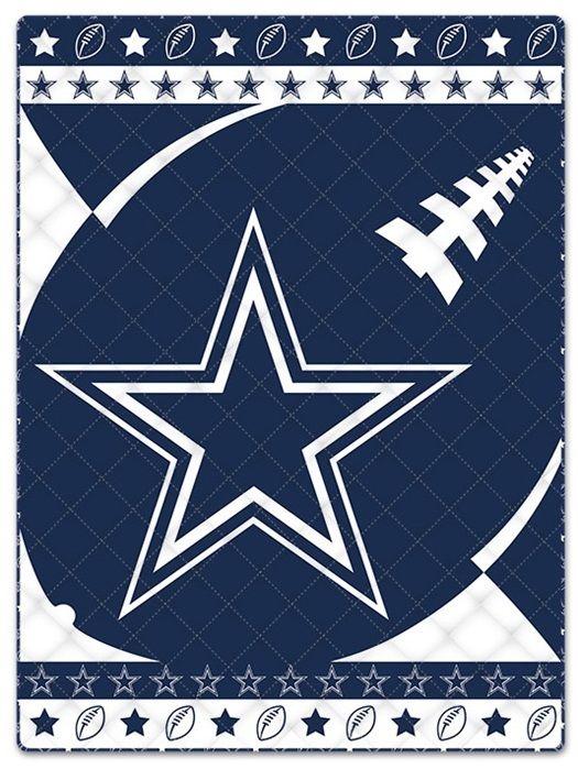 20 Best Dallas Cowboys Quilt Patterns Images On Pinterest