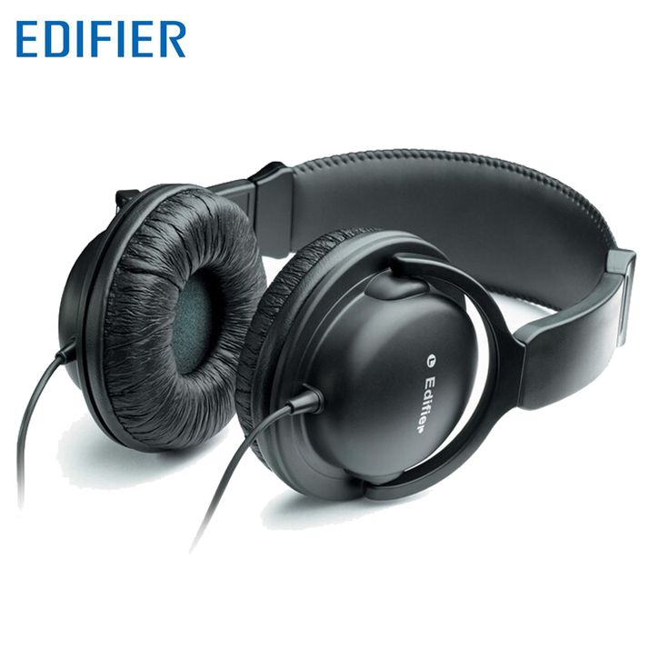 Original H800 Super Deep Bass Bests Sound Studio Monitor HIFI DJ Music Stereo Computer Mobile DV Headphones Headset