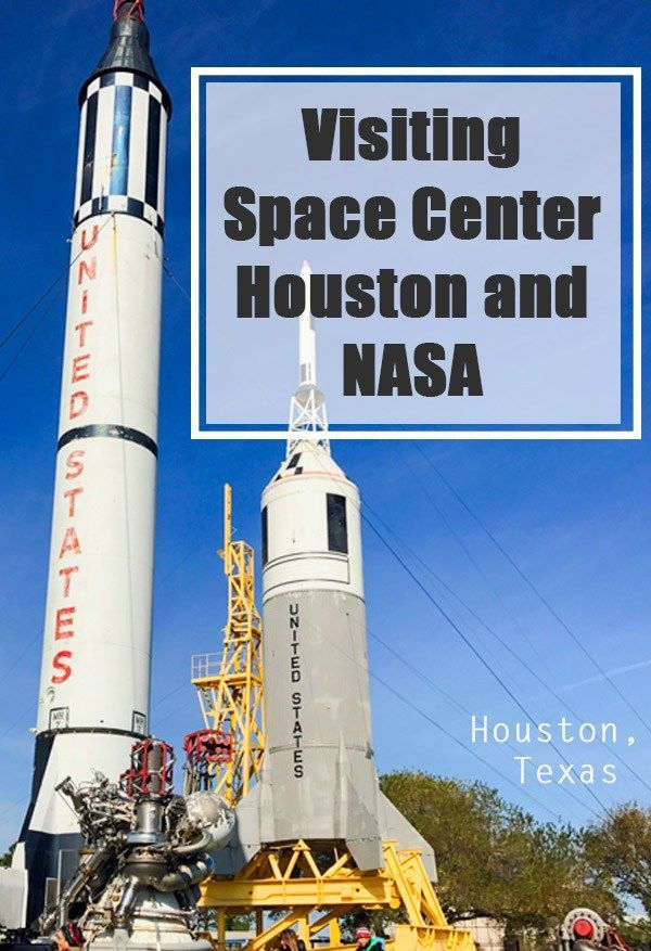Space Center Houston in Texas. Among the best things to do in Houston, Texas, USA!