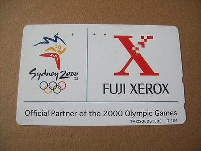 #Sydney australia olympics on used #phonecard fm #japan (olym 68),  View more on the LINK: http://www.zeppy.io/product/gb/2/370632951939/