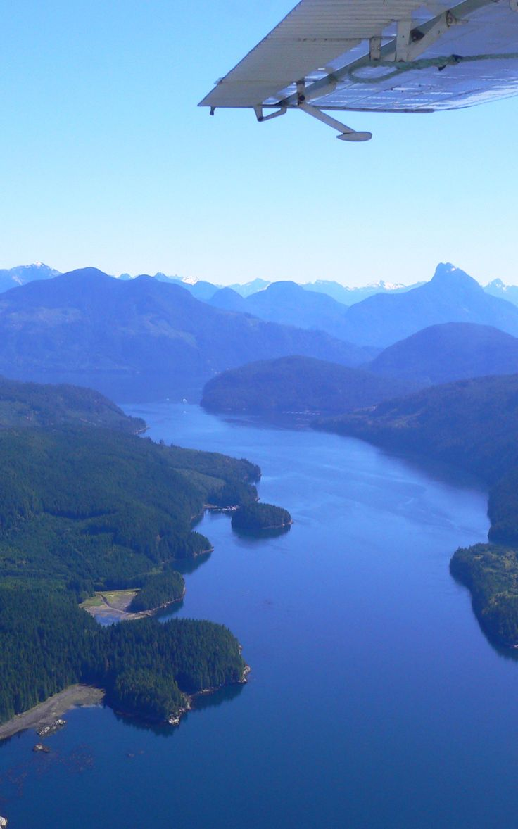 Knight Inlet, Campbell River, Vancouver Island                                                                                                                                                     Mehr
