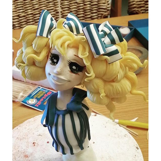 Adorno para pastel por Christian Giardina