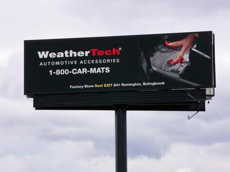 you can now see the new digital billboard off of the stevenson expressway  near bolingbrook