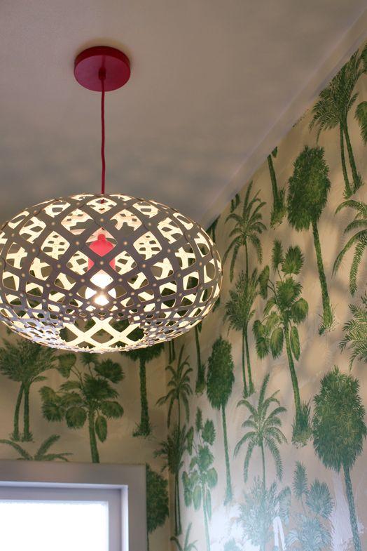 David Trubridge Kina light