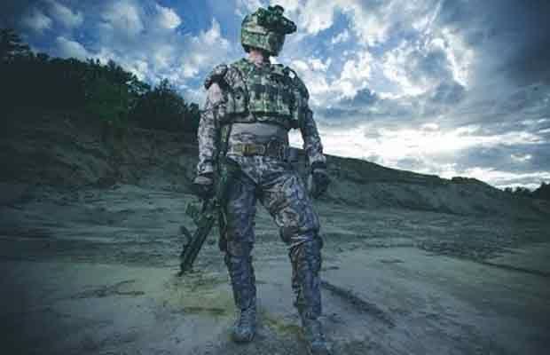 Revision Military – Le soldat du futur