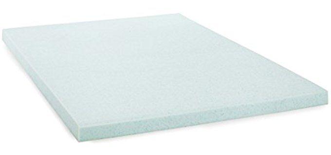 Best Cooling Mattress Topper - http://mattressobsessions.com/best-cooling-mattress-topper/
